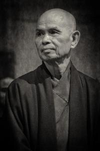 Thich Nhat Hanh, photo courtesy of Paul Davis